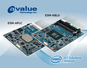 ESM-APLC – ESM-KBLU : Modules COM Express Type6