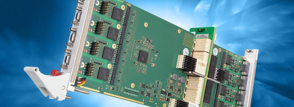 SU2-BALLAD : Carte CompactPCI® RS-232